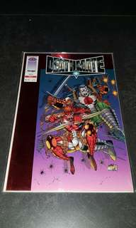 DEATHMATE Red - Collector's Edition Nov 1993 (Image Comics)