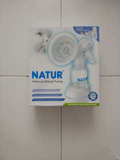 Natur Manual Breast Pump