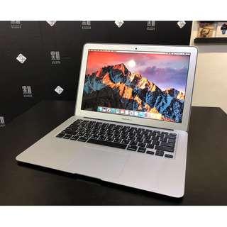 Apple MacBook Air 13吋 (2016款)筆記型電腦 公司貨 盒裝完整