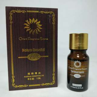 🚚 Natural essential oil 10ml Aromatic Pure Nature orient fragrance science VQS