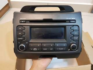 Dvd player kia sportage 2012,2011