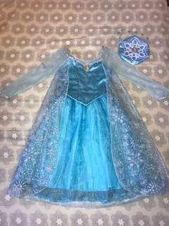 Disney's Elsa authentic Frozen costume