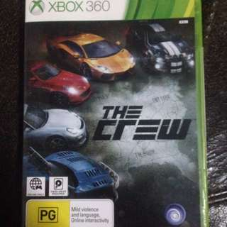 [USED] The Crew for Xbox 360