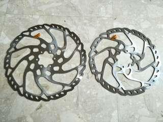 Shimano Sm-RT66 rotors (pair)