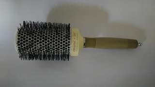 Ceramic Ion thermal hairbrush by Olivia Garden authentic