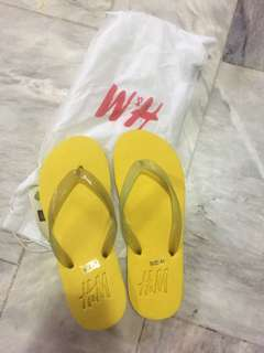H&M Glow in the dark slippers