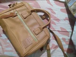 2250 is the real price. From Japan. Original and brand new. The price still negotiable. Anello Boston Bag. Rfs: Color not my style