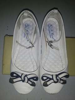 White doll shoes for kids