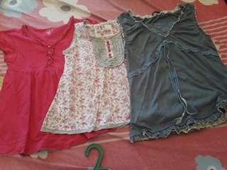 Girls apparel
