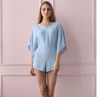 Bertha Blue Jumpsuit