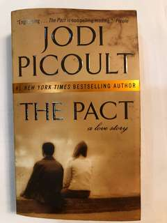 Jodi picoult-The Pact