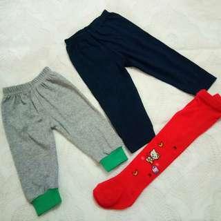 Legging baby pants
