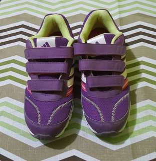 Pre-Loved💜 Adidas rubber shoes