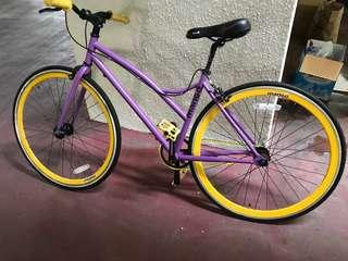 Mango street bike