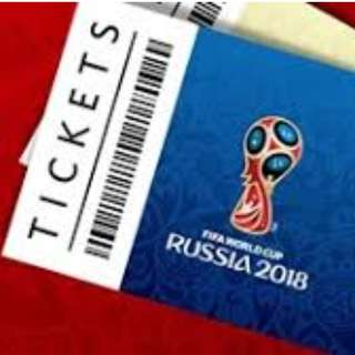 2018 fifa worldcup ticket Cat 1 Costa Rica vs Serbia