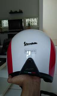Helm Original Vespa Half Face