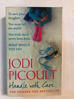 Jodi picoult-Handle with care