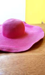 Beach Hat in Sex and the City Pink #julypayday