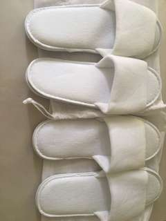 FP! Premium hotel room slippers x2