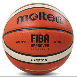 BRAND NEW AND SEALED Molten GG7X Basketball BRAND NEW