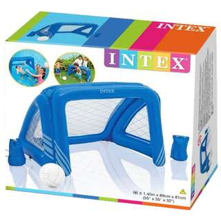 Mainan Outdoor INTEX FOOTBALL / WATER POLO GAME - 58507