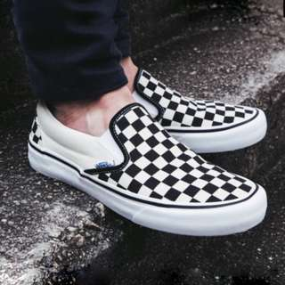 vans checkerboard woomens
