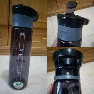 Tumbler Warna Hitam BPA Free