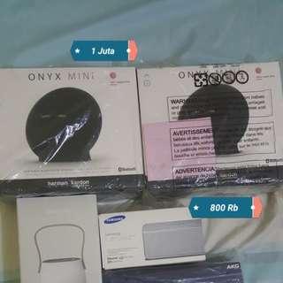 Wireless bluetooth speaker Samsung, Harman Kardon, AKG