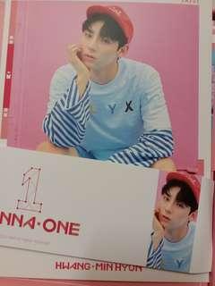 Wanna One 小卡