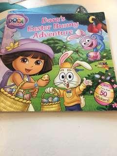 Nick Jr series Dora storybook