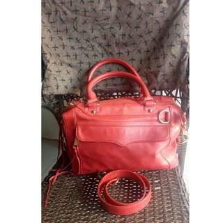 Rebecca Minkoff MAB EUC with sling and dustbag