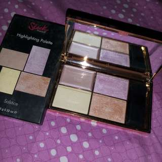 Makeup For Sale !! Sleek Highlighting Palette