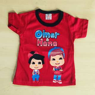 Tshirt Omar Hana