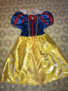 Disney's Snow White costume