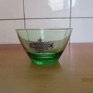Heineken / 海尼根 / 透明玻璃碗