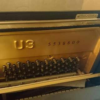 Yamaha U3 鋼琴