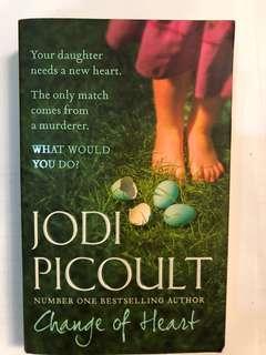 Jodi picoult-Change of Heart
