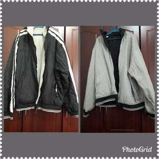 Riverseable Rain Coat with Hood