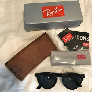 Authentic Ray-Ban Sunglasses RB2180F