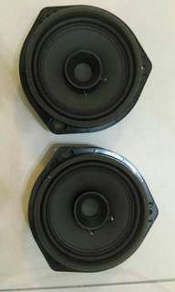 Blaupunkt 6.5 inch OEM speaker(Proton iriz/new persona)