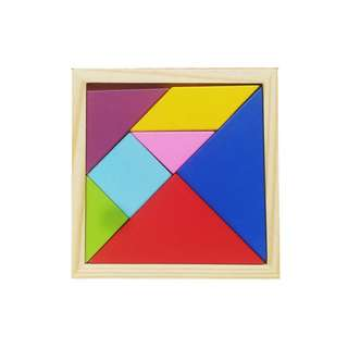 Mainan Puzzle Anak PUZZLE TANGRAM-9613