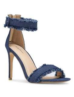 Heels (fringed heels)