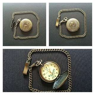 Snoopy Pocket Watch