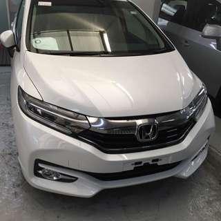 Honda Shuttle 1.5G