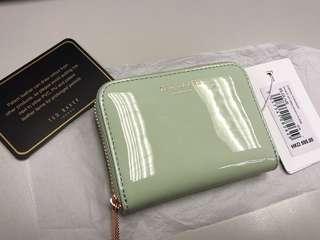Ted Baker Wallet Green 淺綠色 銀包