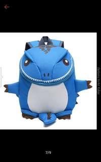3D Kid's Dinosaur Bag