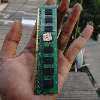 RAM PC V-GEN DDR3 4GB PC. 10600