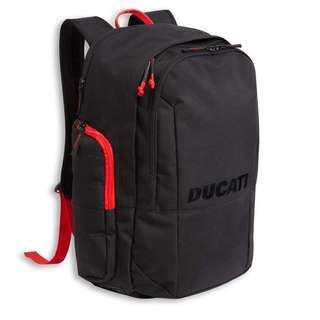Ducati Redline Backpack Rucksack Back Pack Ruck Sack Motorcycle Motorbike Bag by Ogio