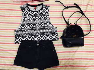 AUTHENTIC BRANDNEW H&M TOP