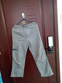 Sports trousers..by famous brand.. KINGKOW  12..35 INCHES  LONG. almost new